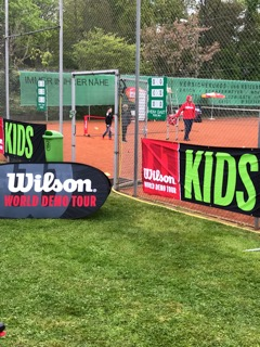 Wilson World Demo Tour 2017 KIDS